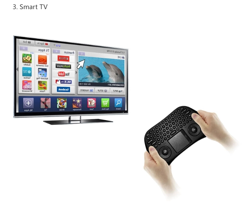 androidtv pult3